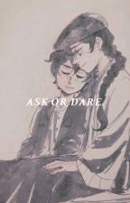 Ask or Dare Bianca di Angelo by __-BiancadiAngelo-__