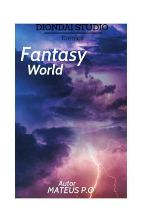 Fantasy World  by MateusPO-890