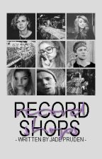 Record Shops // a.i by jade-pruden