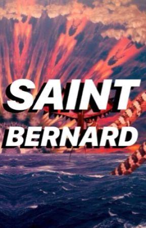 Saint Bernard by -SOUICHI
