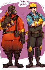 The engineer and pyro of siege  by tannicbow430026