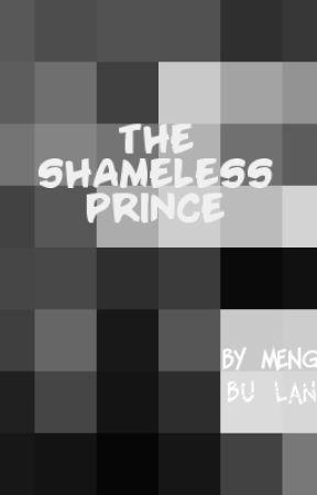 The Shameless Prince by Alegria_Jones