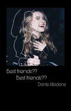 Best friends?? by okay117