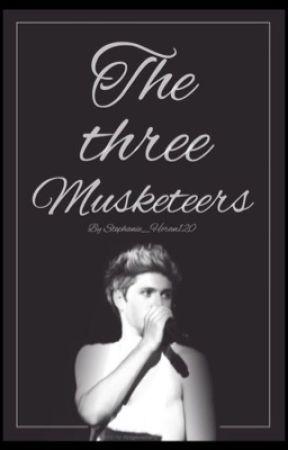 The three musketeers // Punk Frat Boy Niall Horan by Stephanie_Horan120