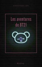 _The Adventures of BT21. by Koyakii