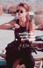 wall • flower { d.d } by trishcatfish