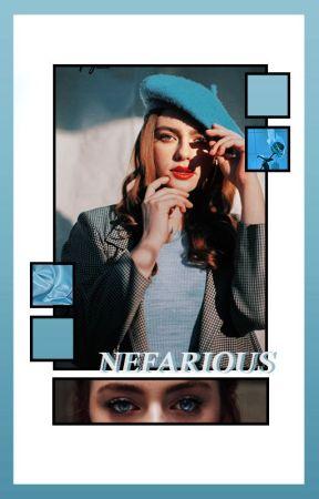 NEFARIOUS ━ DESCENDANTS by forbelicious