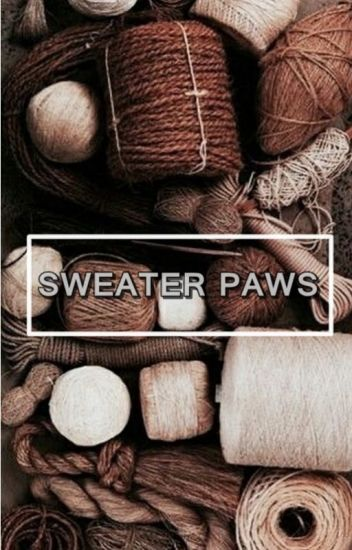 sweater paws ; larry
