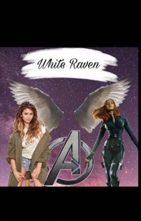 White Raven (Natasha Romanoff) by prettyodd_hearts