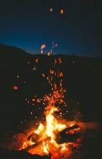 The firelight by Absxkeleton