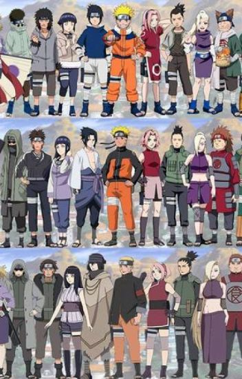 A Flash to The Future - Naruto FanFic