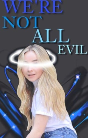 We're Not All Evil ||Carlos De Vil||