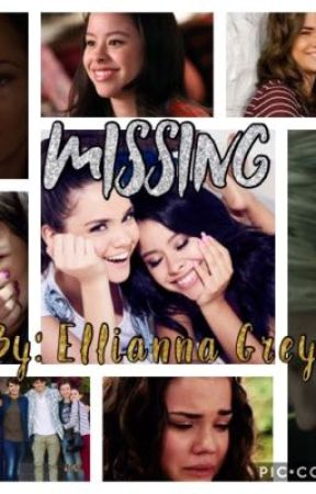 Missing by ElliannaGrey