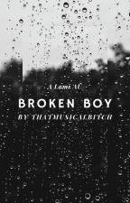 Broken Boy (lams) by thatmusicalbitch