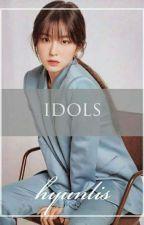 Idols ·irene × lisa· by hyunlis