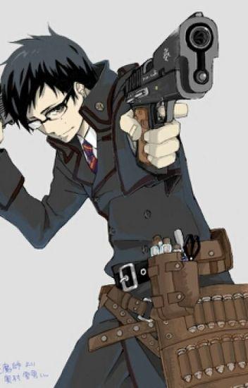 Shot in the Dark ( Yukio x reader )
