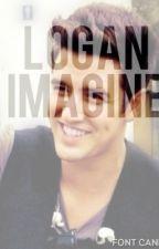 Logan imagines by HenderLoverxoxo
