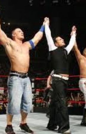 WWE/TNA one shots- Love in Wrestling?! by RKOforlife01