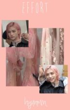Effort/SeungJin by jeongin9biased