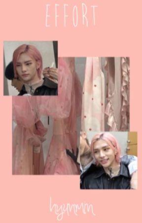 Effort/SeungJin by jeongin9biased