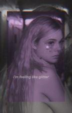 i'm feeling like glitter | fezco by cranberrymendes