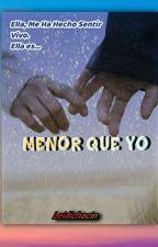 Menor Que Yo by leidichacin