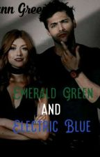 Emerald Green to Electric Blue -- A CLALEC STORY by TakiannGreen
