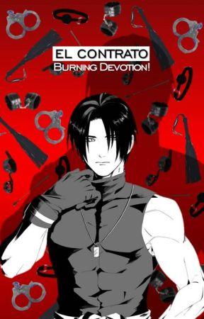 El contrato 【Iori x Kyo】 by BurningDevotion