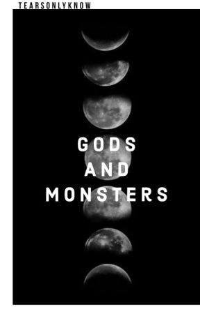 Gods And Monsters ››Supernatural Bwwm  by Tearsfillthesky