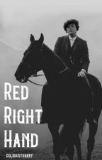 Red Right Hand // H.S by golddustharry