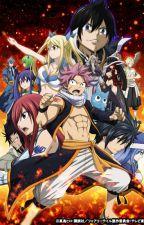 Eight Deadly Sins of Fairy Tail (Fairy Tail x malereader x SevenDeadlySins) by sambamhaw