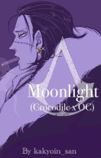 Moonlight (Crocodile X OC) by Theresa_kai