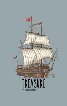 Treasure - Ateez San by auroratopiamise
