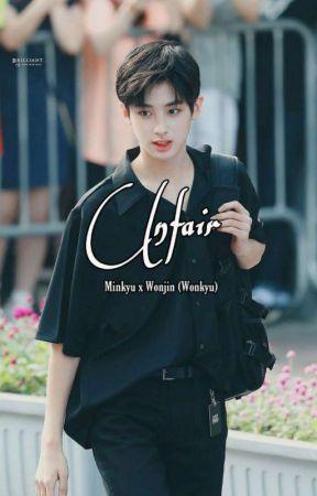 Unfair 《Minkyu x Wonjin/Wonkyu》 by Ainsley_kim