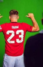 the dancer and the footballer - luke shaw  by sometimesimacat
