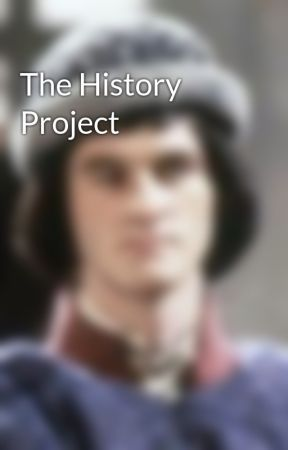 The History Project by DragonzGOslendy