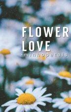 flower love ; minsung by harutoisababy