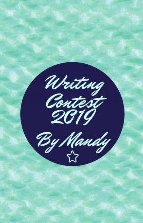 WRITING CONTEST! by Hamiltrashcat
