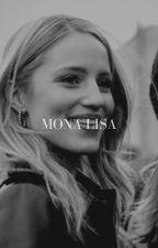 mona lisa' luke danes  by marquisdeslafayettes