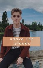 above the clouds || reece bibby by blakescrepes
