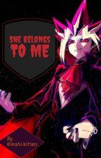 She belongs...TO ME by KioshiKitten