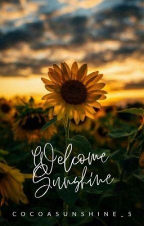 Welcome Sunshine by AuggieGi