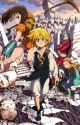 Seven Deadly Sins x Male Reader (Half-Giant) by SpaceCowboy99
