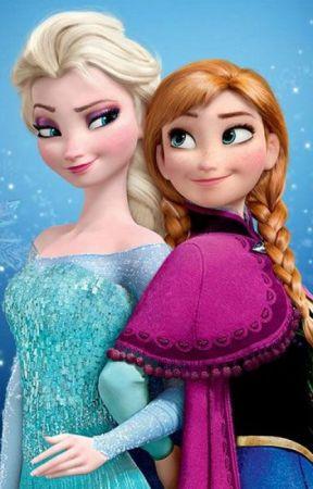 Frozen Headcannon!! by VanessaChase02