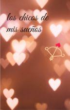 LOS CHICOS DE MIS SUEÑOS by AvrilIvonneMariscal