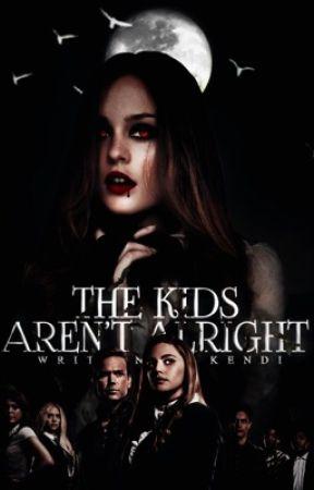 THE KIDS AREN'T ALRIGHT | LEGACIES AU ( C.S )  by posingposeys