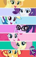 Equestria Girls & Their Prince From Another World by LordStarX101
