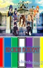 DESTINY : Arcadia Academy by whitedestiny20