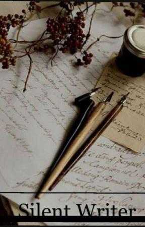 Silent Writer by haefatima99