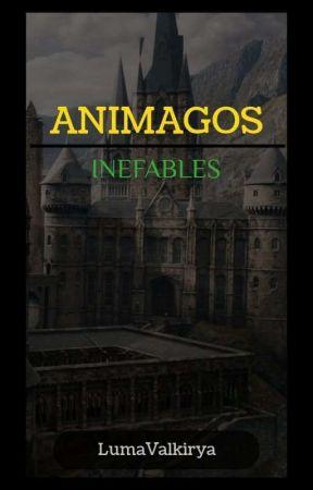 Animagos Inefables ||AU Harry Potter|| Good Omens || by LumaValkirya